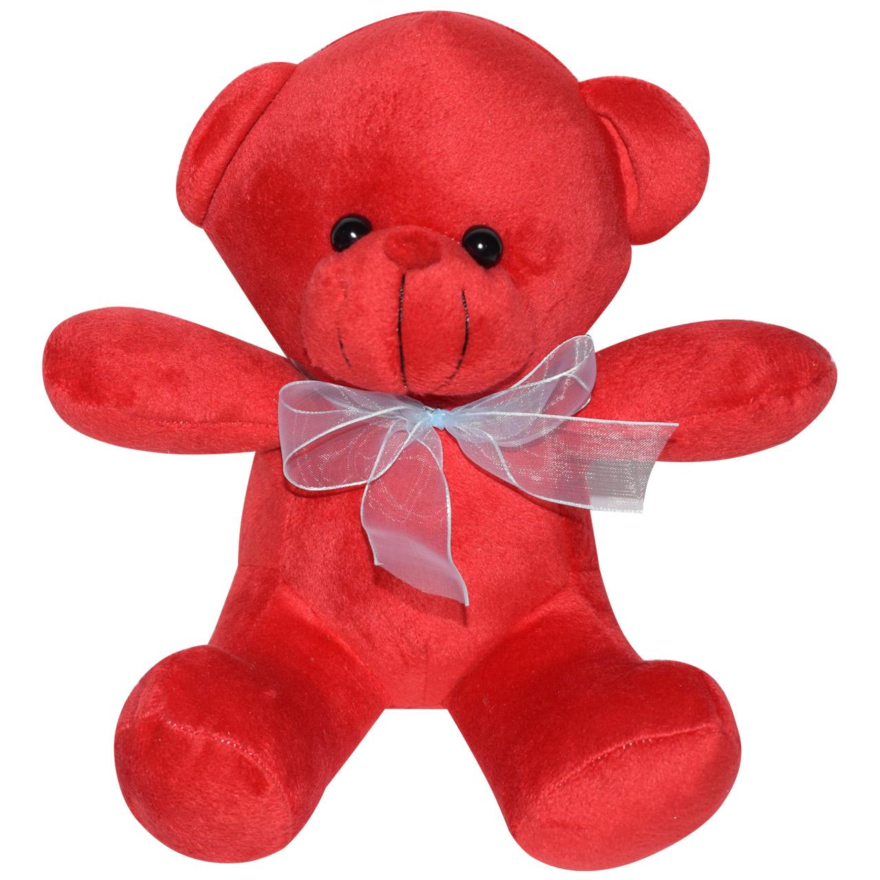 عروسک خرس مدل 203 ارتفاع 20 سانتی متر
