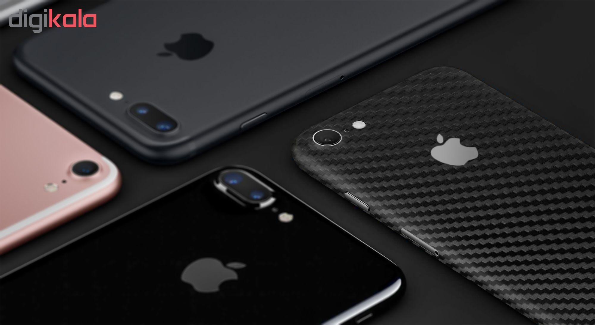 برچسب پوششی ماهوت مدل Full skin-Carbon-Fiber مناسب برای گوشی موبایل اپل iPhone 7 main 1 4