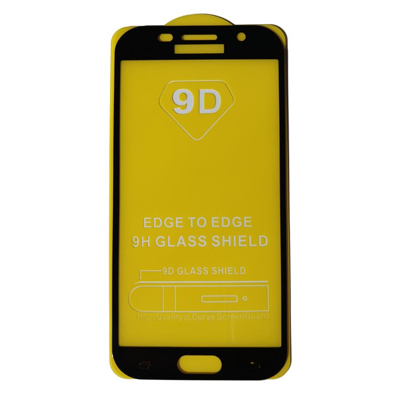 محافظ صفحه نمایش مدل 9D مناسب برای گوشی موبایل سامسونگ A5 2017 A520