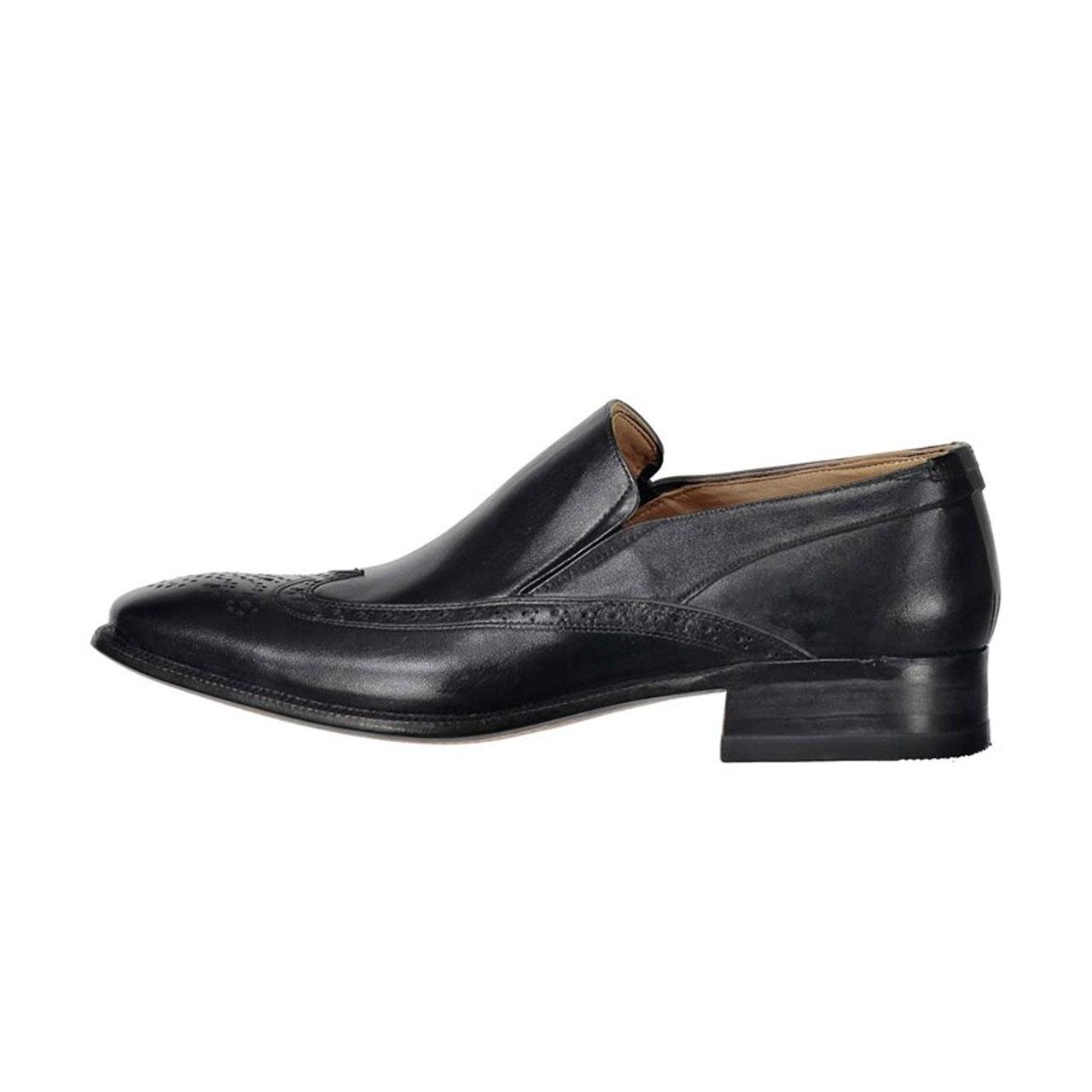 کفش مردانه مدل کلاسیک نظری کد 228100502