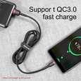 کابل تبدیل USB به USB-C باسئوس مدل CATKLF-C91 Cafule طول 2 متر thumb 9