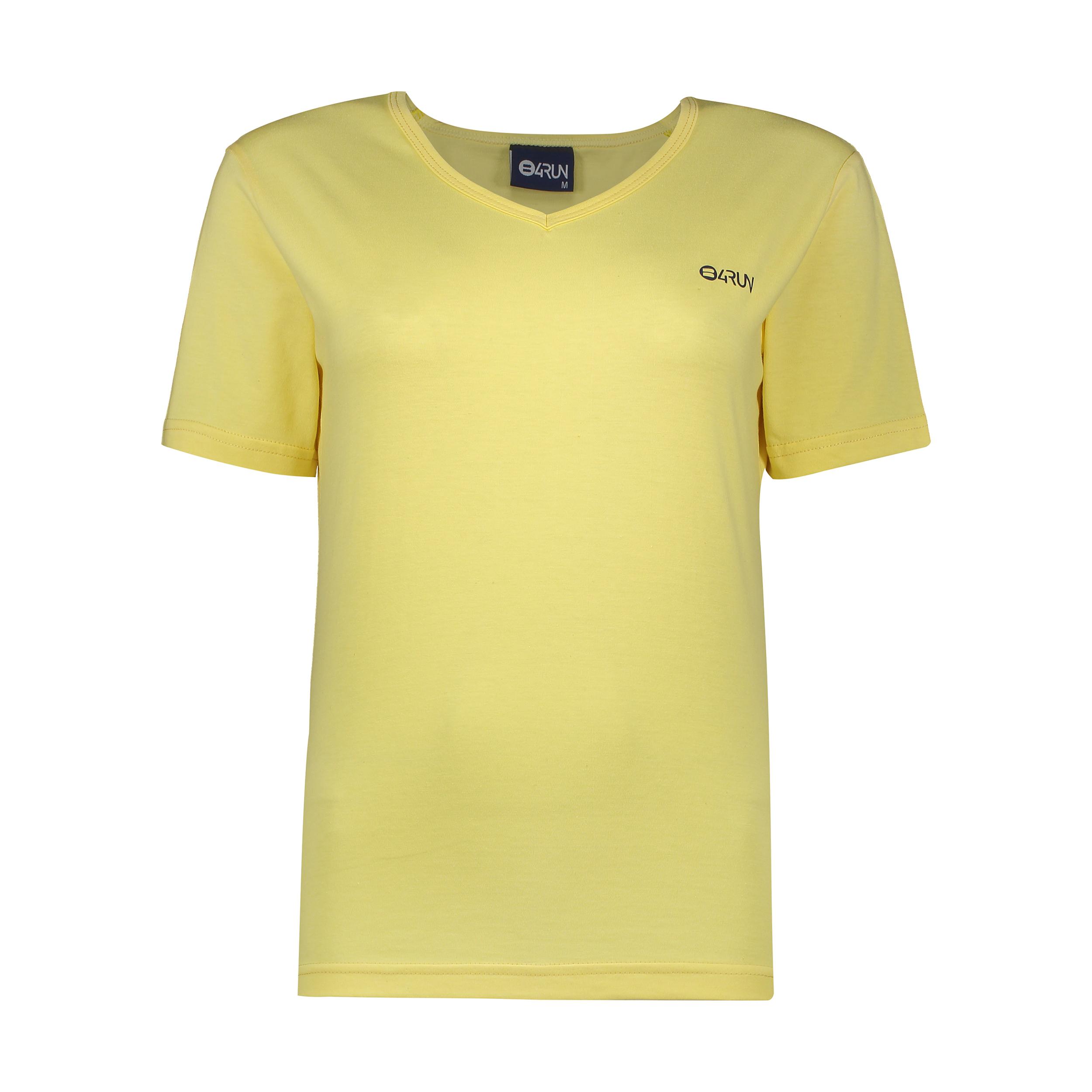 تی شرت  ورزشی زنانه بی فور ران مدل 210323-16