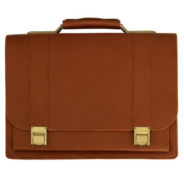 کیف اداری چرمی مدل KD001