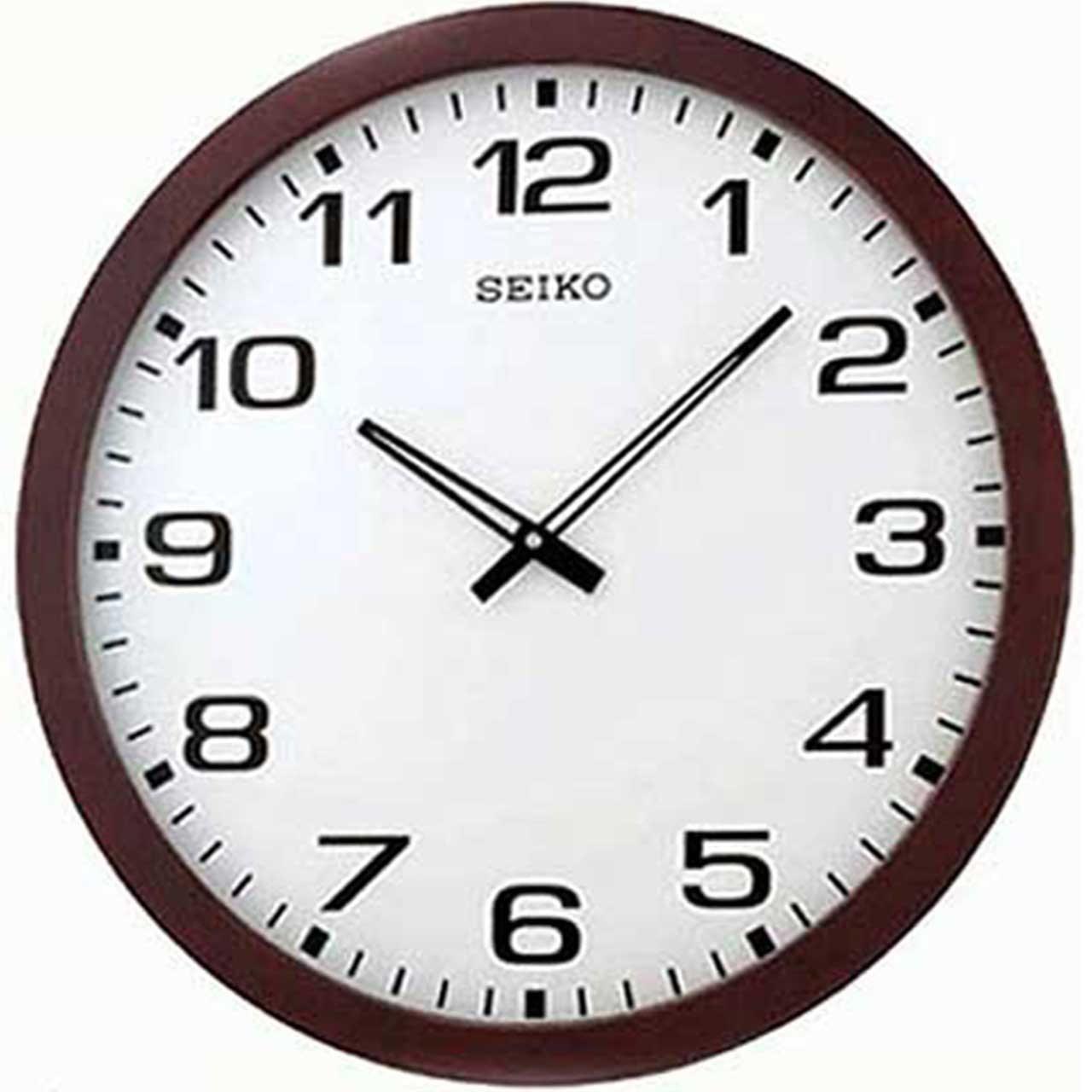 خرید ساعت دیواری سیکو مدل QXA413B | ساعت مچی