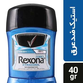 استیک ضد تعریق مردانه رکسونا مدل Xtra Cool حجم 40 گرم