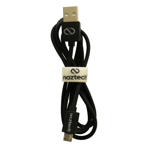 کابل تبدیل USB به microUSB نزتک مدل N301 طول 1 متر