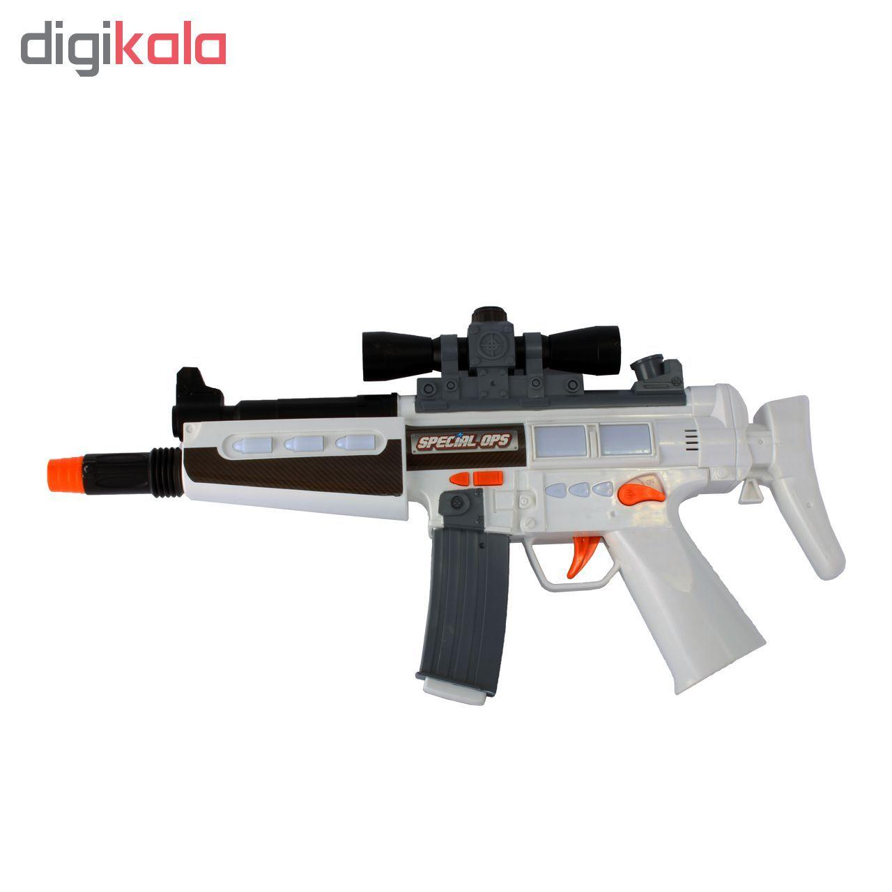 تفنگ مسلسل لیزر تگ بلستر کد 05A-393 main 1 2