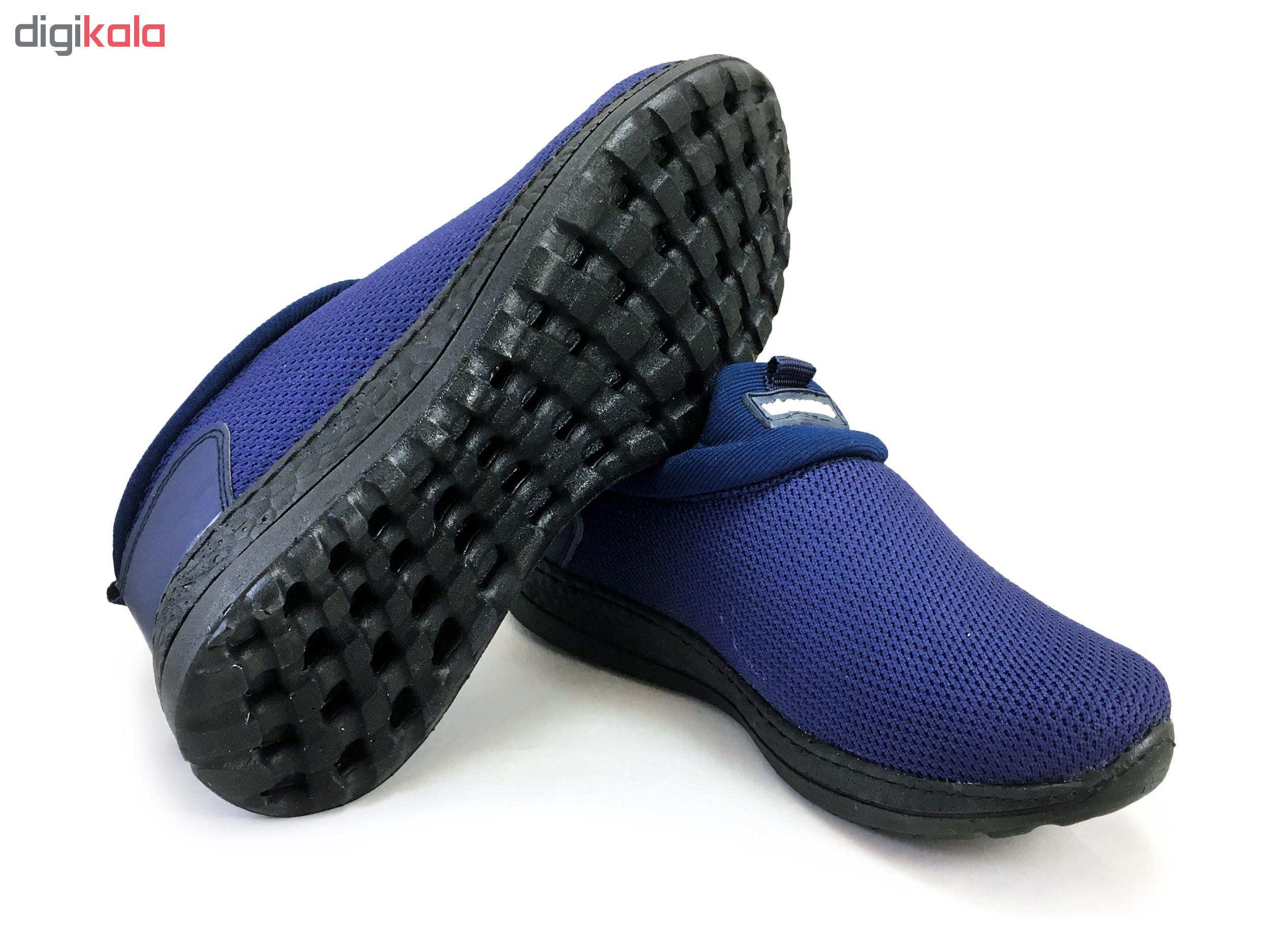 کفش مخصوص پیاده روی مردانه مدل طوفان کد 3654