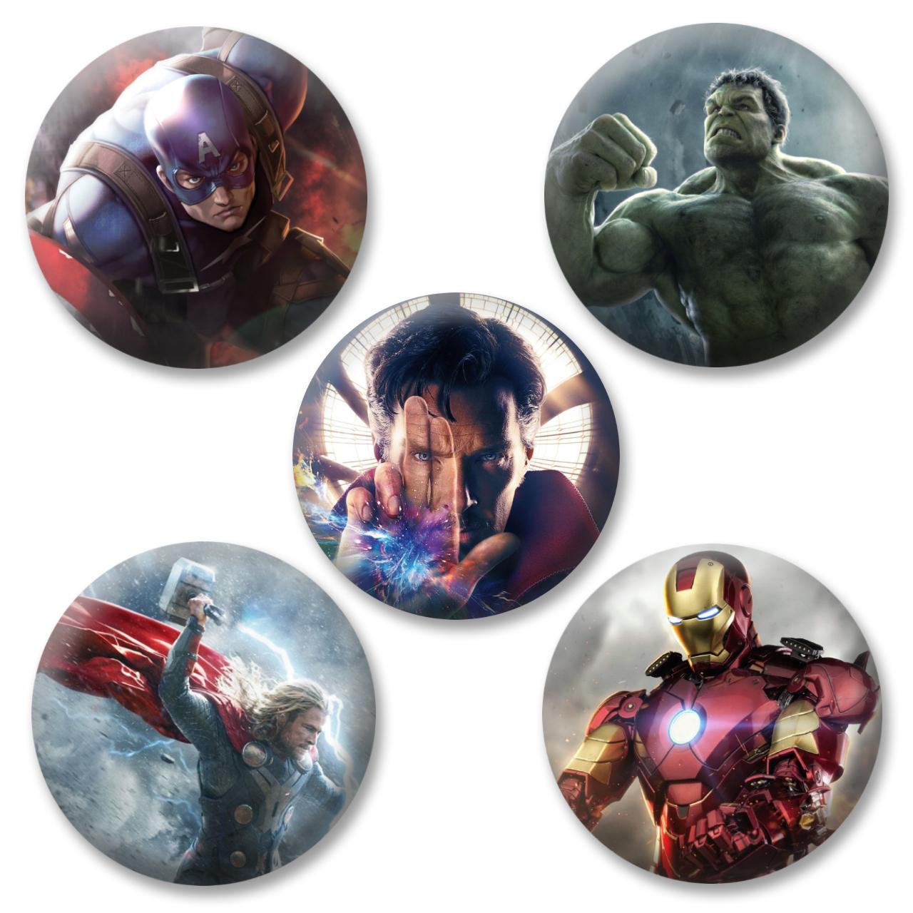 پیکسل مدل Marvel-101 مجموعه 5 عددی