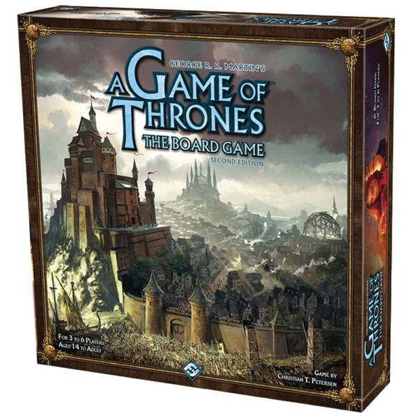 بازی فکری فانتزی فلایت گیمز مدل Game of Thrones Boardgame Second Edition