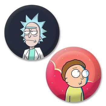پیکسل مدل Rick And Morty-102 مجموعه 2 عددی