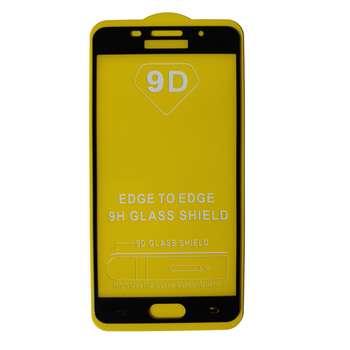 محافظ صفحه نمایش مدل 9D مناسب برای گوشی موبایل سامسونگ a7 2016 A710