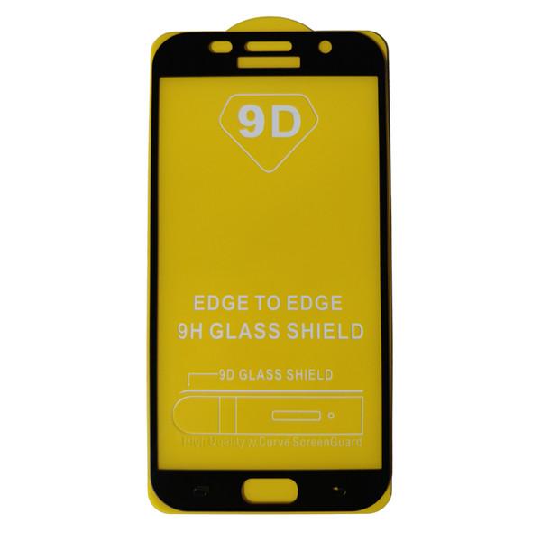 محافظ صفحه نمایش مدل 9D مناسب برای گوشی موبایل سامسونگ a7 2017 A720