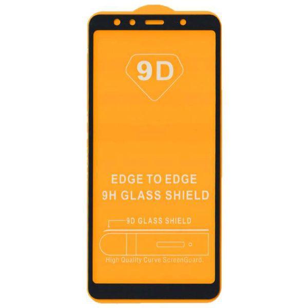 محافظ صفحه نمایش مدل 9D مناسب برای گوشی موبایل سامسونگ a7 2018 A750