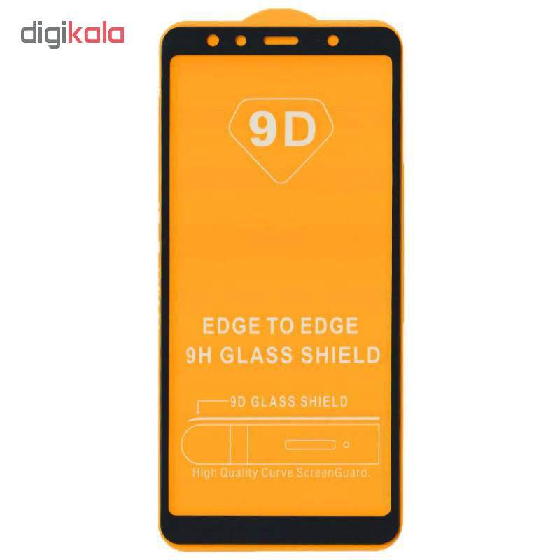 محافظ صفحه نمایش مدل 9D مناسب برای گوشی موبایل سامسونگ a7 2018 A750 main 1 1