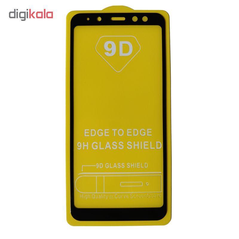 محافظ صفحه نمایش مدل 9D مناسب برای گوشی موبایل سامسونگ A8 2018 main 1 1
