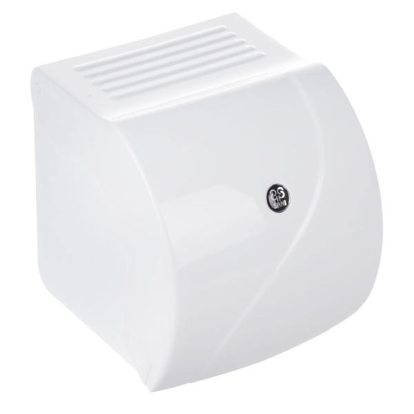 جای دستمال توالت سنی پلاستیک مدل Madis 4407