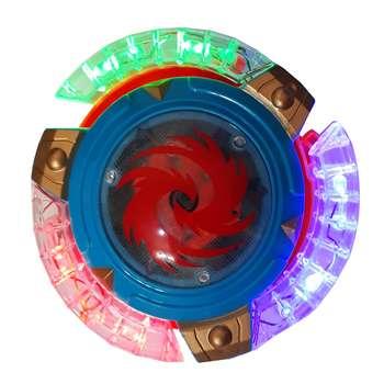 اسباب بازی یل تویز مدل مجیک اسپینر تاپ کد 58589  
