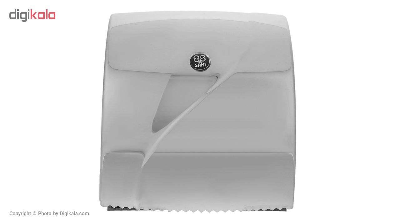 جای دستمال توالت سنی پلاستیک مدل Madis 4408 main 1 2