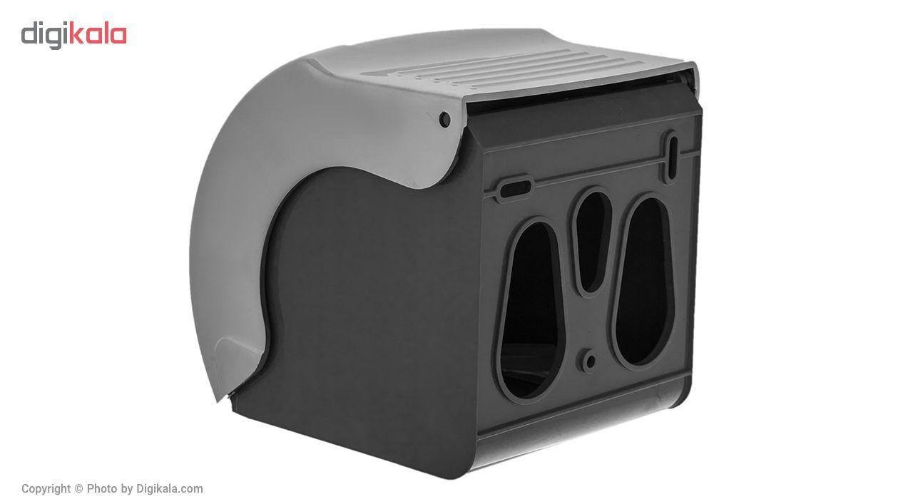 جای دستمال توالت سنی پلاستیک مدل Madis 4408 main 1 3