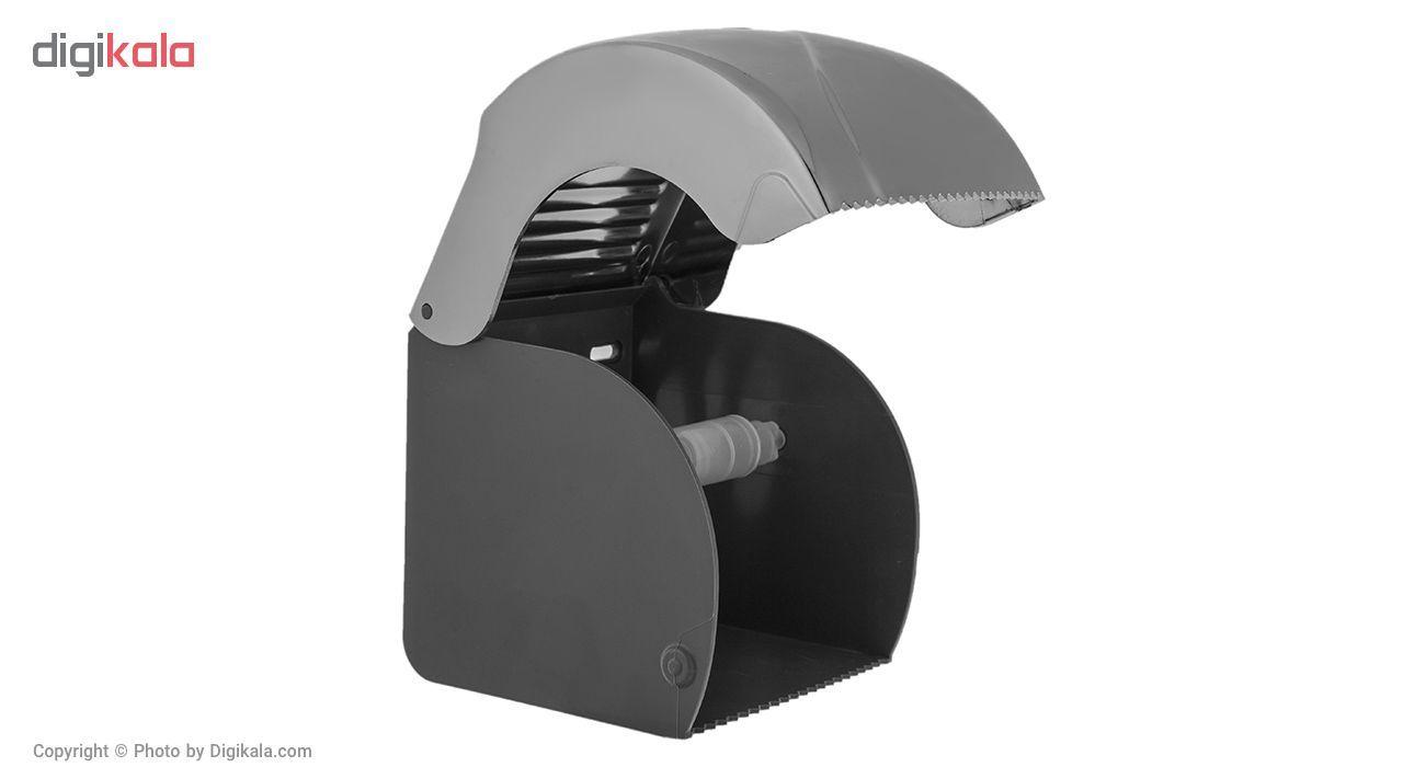 جای دستمال توالت سنی پلاستیک مدل Madis 4408 main 1 4