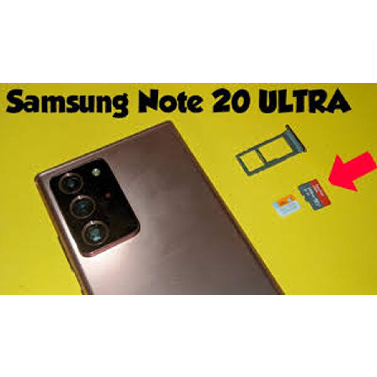 خشاب سیمکارت هورس مدل SCH مناسب برای گوشی موبایل سامسونگ Galaxy Note20 Ultra