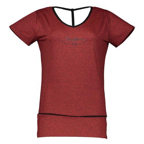 تی شرت ورزشی زنانه درفش مدل 1231103-7499
