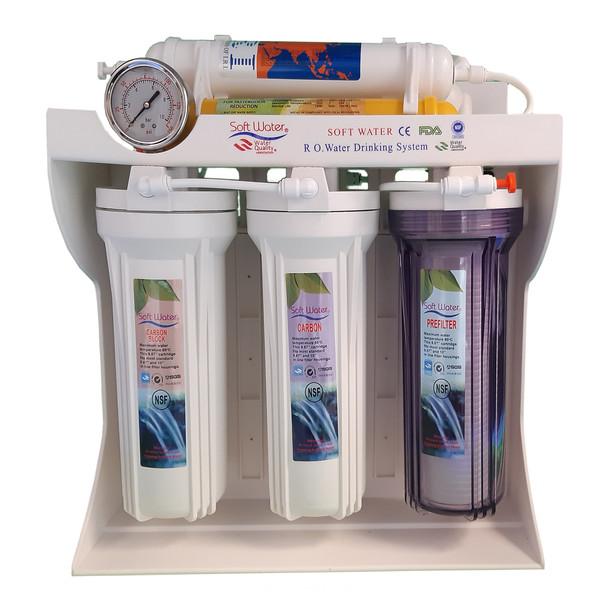 دستگاه تصفیه کننده آب سافت واتر مدل PG-01