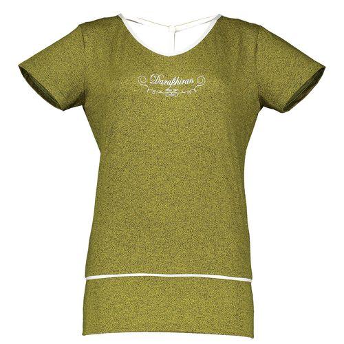 تی شرت ورزشی زنانه درفش مدل 1231103-4801