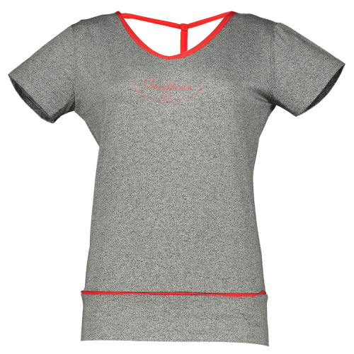 تی شرت ورزشی زنانه درفش مدل 1231103-9370
