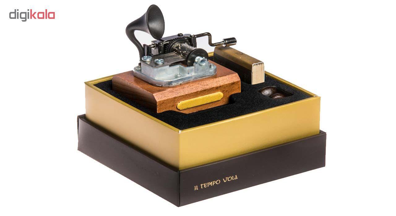 جعبه موزیکال ایل تمپو ولا مدل New Classico ملودی لئون