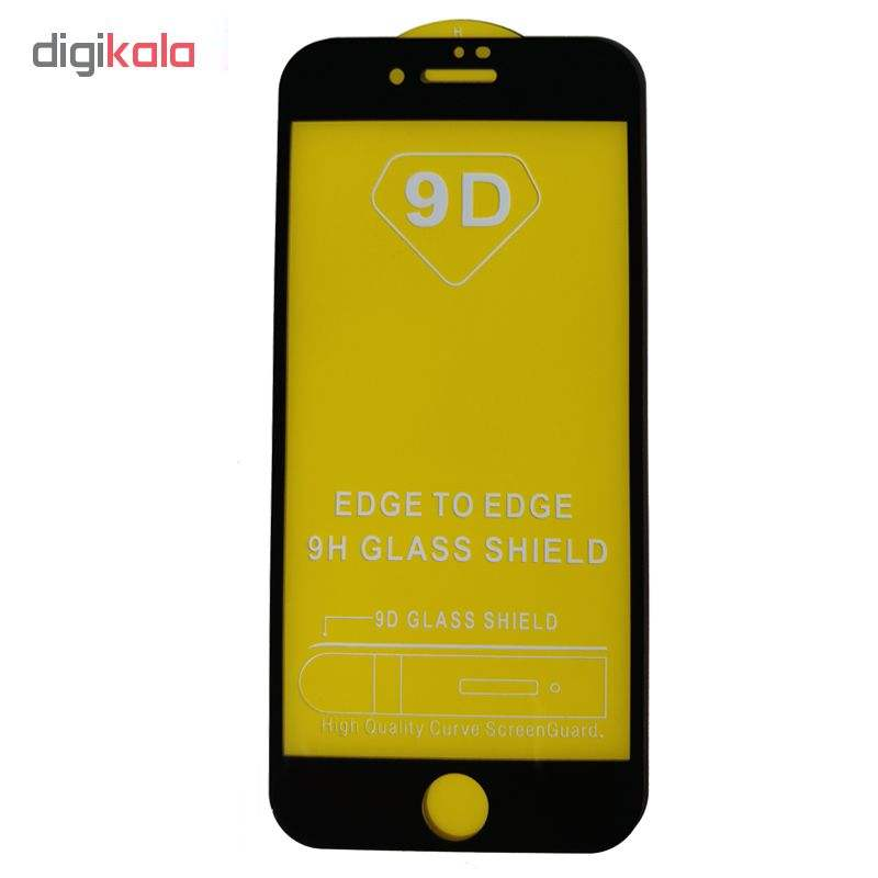 محافظ صفحه نمایش مدل 9D مناسب برای گوشی موبایل اپل ایفون 7 main 1 1