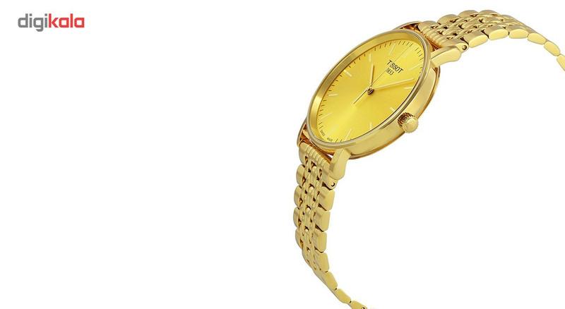 ساعت مچی عقربه ای مردانه تیسوت مدل T109.410.33.021.00