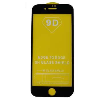محافظ صفحه نمایش مدل 9D مناسب برای گوشی موبایل اپل ایفون 8