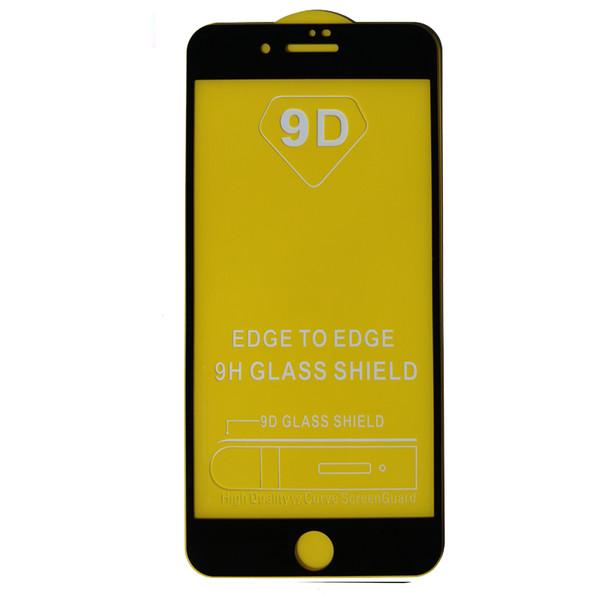 محافظ صفحه نمایش مدل 9D مناسب برای گوشی موبایل اپل ایفون 8 پلاس