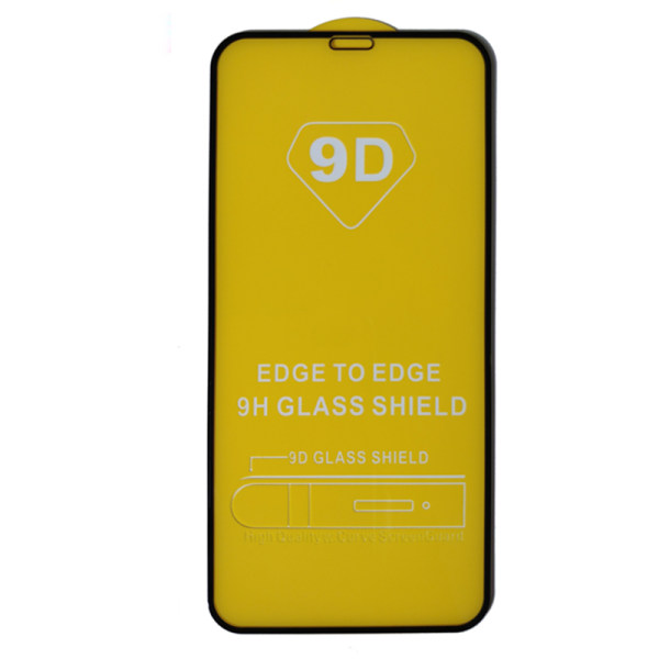 محافظ صفحه نمایش مدل 9D مناسب برای گوشی موبایل اپل ایفون X