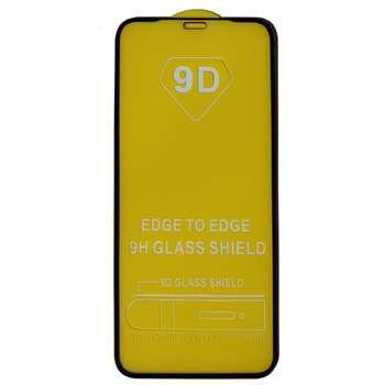 محافظ صفحه نمایش مدل 9D مناسب برای گوشی موبایل اپل ایفون XR
