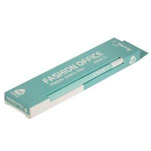 مداد مشکی یالانگ بسته 12 عددی