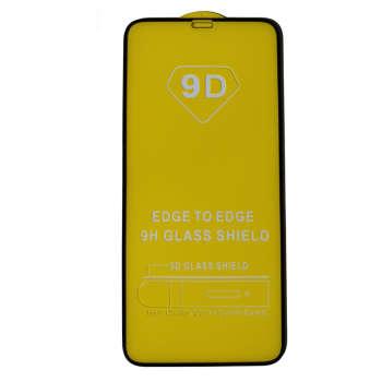 محافظ صفحه نمایش مدل 9D مناسب برای گوشی موبایل اپل ایفون XS Max