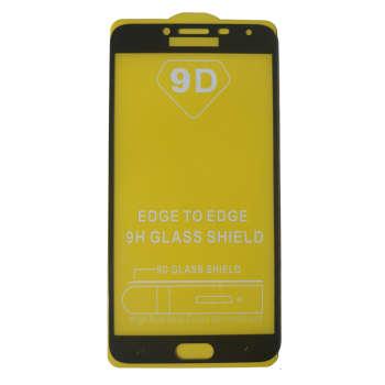 محافظ صفحه نمایش مدل 9D مناسب برای گوشی موبایل سامسونگ J4 2018