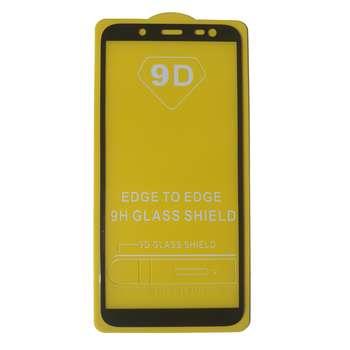 محافظ صفحه نمایش مدل 9D مناسب برای گوشی موبایل سامسونگ مدل J6 2018