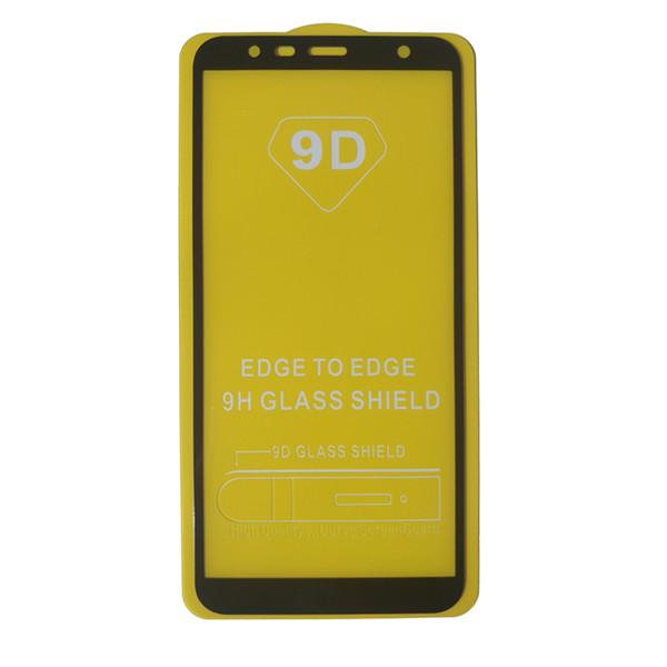 محافظ صفحه نمایش مدل 9D مناسب برای گوشی موبایل سامسونگ مدل J6 2018 پلاس