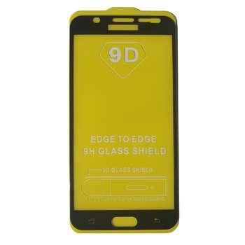 محافظ صفحه نمایش مدل 9D مناسب برای گوشی موبایل سامسونگ J7 2016