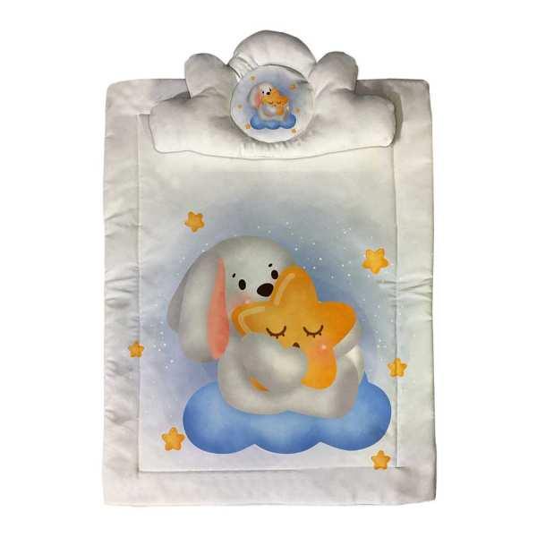 زیرانداز تعویض نوزاد شمسه نگار مدل 0011