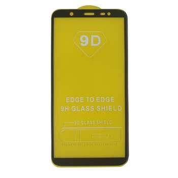 محافظ صفحه نمایش مدل 9D مناسب برای گوشی موبایل سامسونگ J8 2018