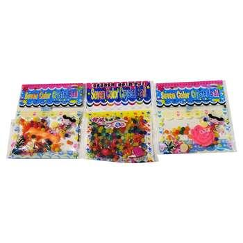 خاک ژله ای مدل Seven Color بسته 3 عددی |