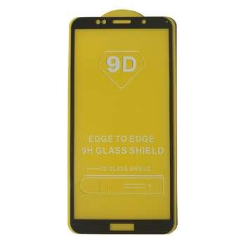 محافظ صفحه نمایش مدل 9D مناسب برای گوشی موبایل هوآوی Y5 پرایم 2018