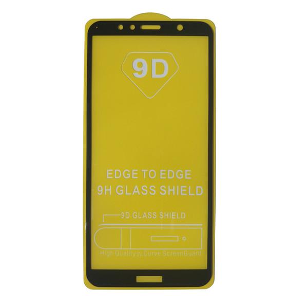 محافظ صفحه نمایش مدل 9D مناسب برای گوشی موبایل هوآوی Y6 پرایم 2018