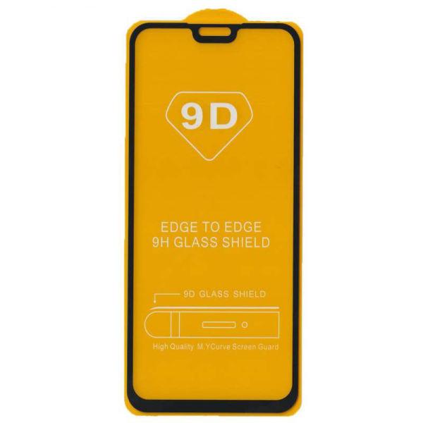 محافظ صفحه نمایش مدل 9D مناسب برای گوشی موبایل هوآوی مدل Y9 2019