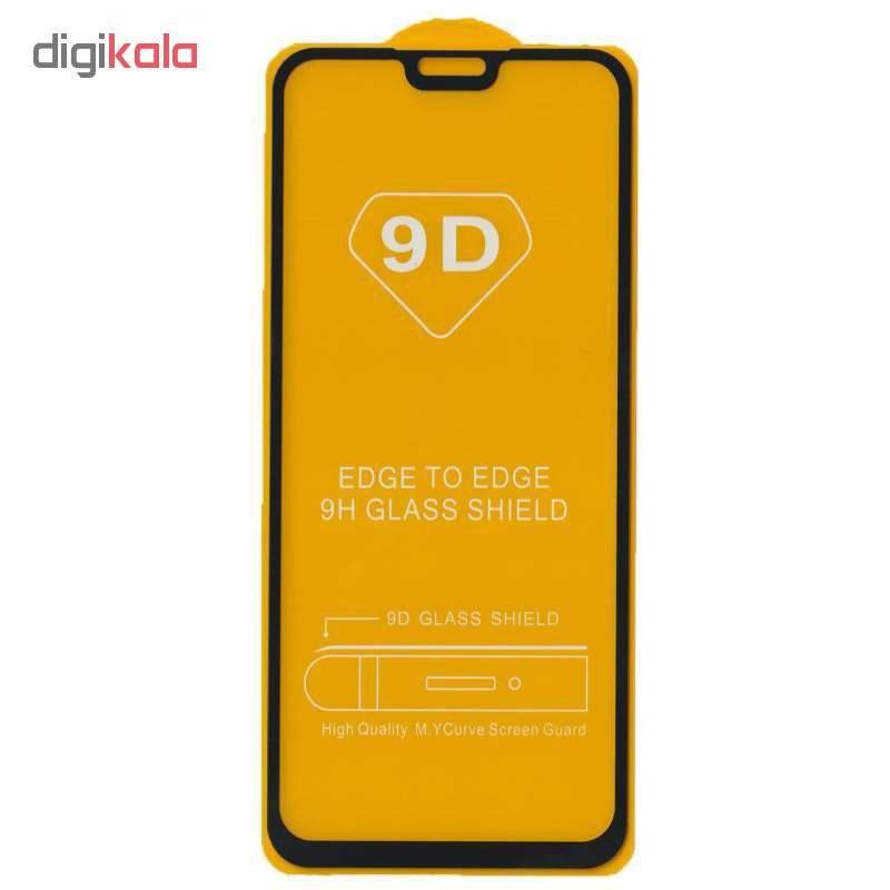 محافظ صفحه نمایش مدل 9D مناسب برای گوشی موبایل هوآوی مدل Y9 2019 main 1 1